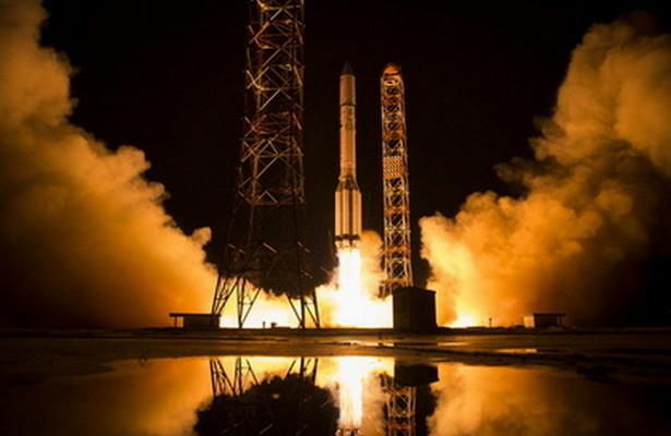 Запуск «Протона-М» перенесли из-затрещины