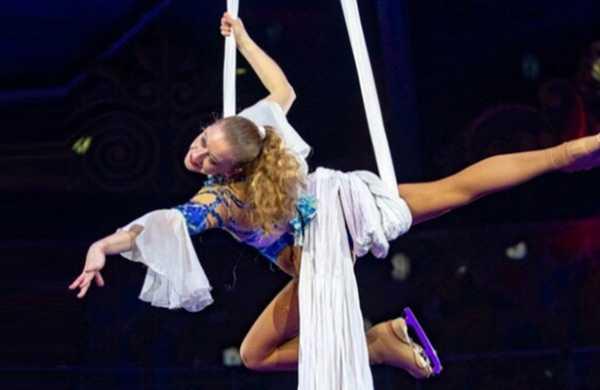 Вмосковском цирке сорвалась свысоты воздушная гимнастка
