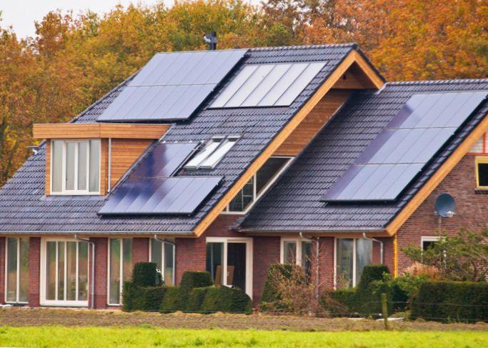 Солнечные панели теряют много энергии