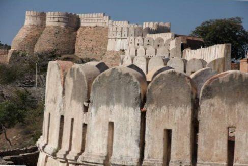 Кумбалгарх – Великая стена Индии