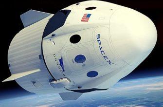 SpaceX показала как будет выглядеть первая миссия Crew Dragon c экипажем