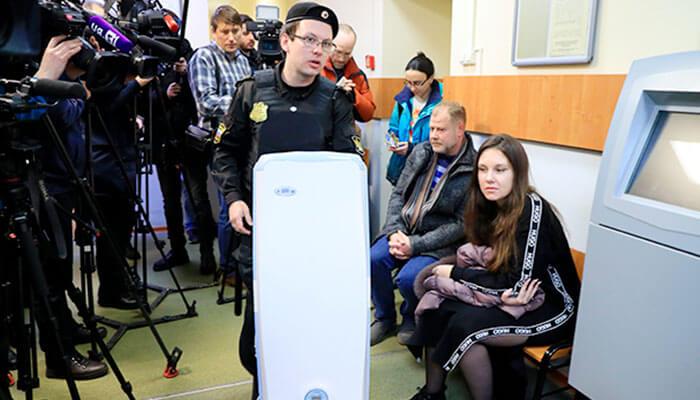 на суде по иску главного санитарного врача Санкт-Петербурга