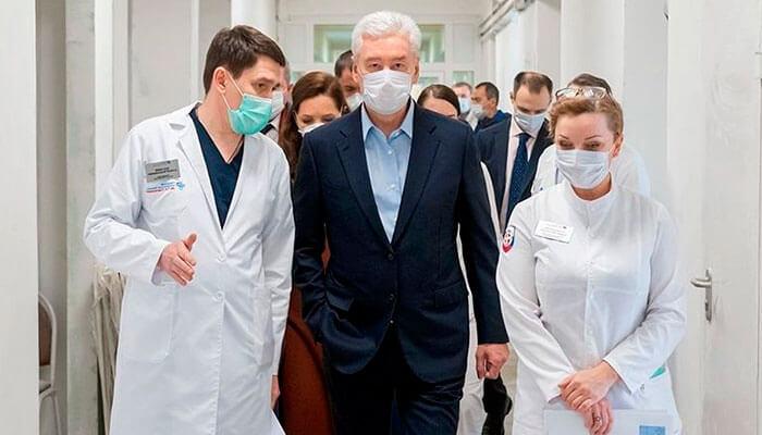 Собянин пик заболеваемости коронавирусом в Москве. Коронавирус в России последние новости
