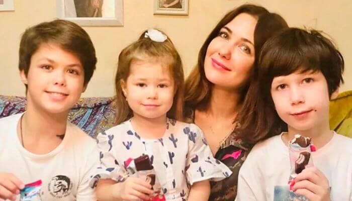 семья Климовой